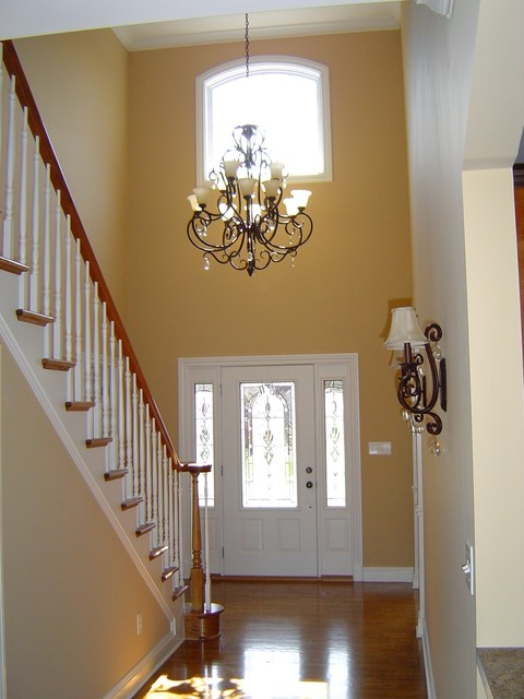 Traditional Foyer Questions : Entry foyer
