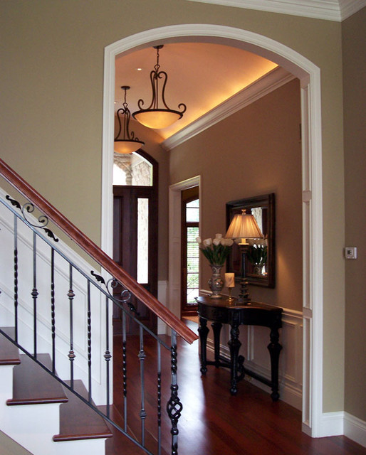Entry Hall traditional-entry