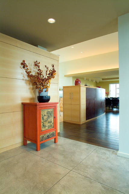 Entry Hall contemporary-entry