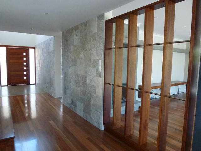 St Clair Home contemporary-entry