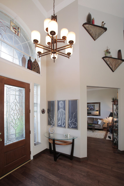 Entry transitional-entry