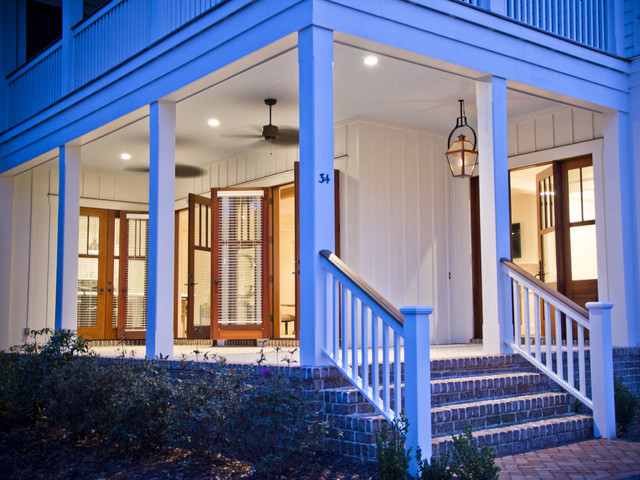 Entry Porch traditional-entry