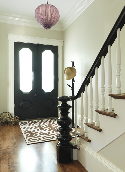 contemporary entry First Impressions: Tips for a Welcoming Entry