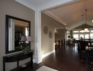 HI-can you please share what paint color use used? Looking for a good taupe with all of my white ...