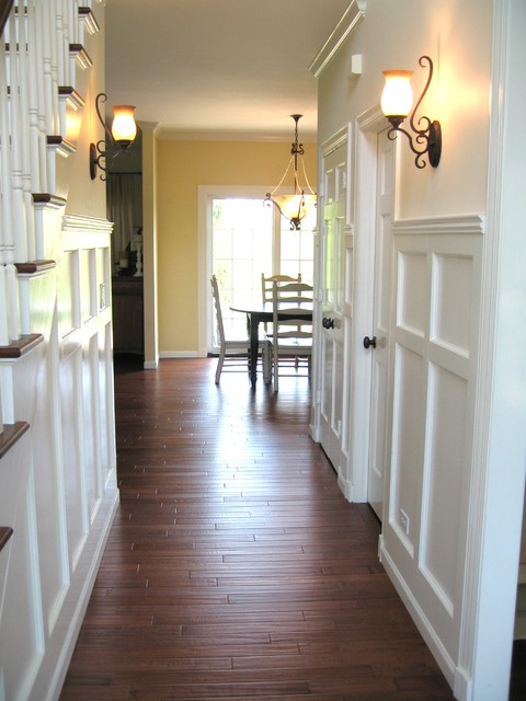 Entry Wainscoting Traditional Entry Chicago By