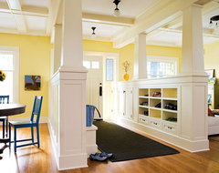Entry Way traditional entry