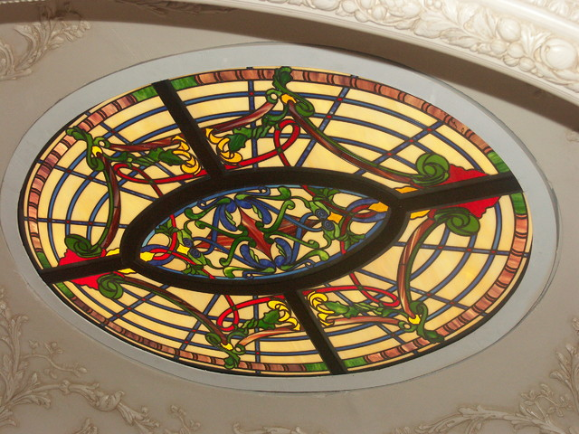 Entryway domes traditional-entry