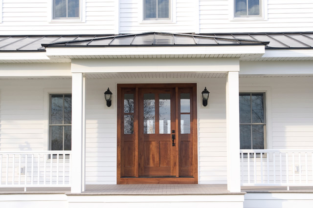 Entryway Door Farmhouse Entry Other By Homestead Doors Inc