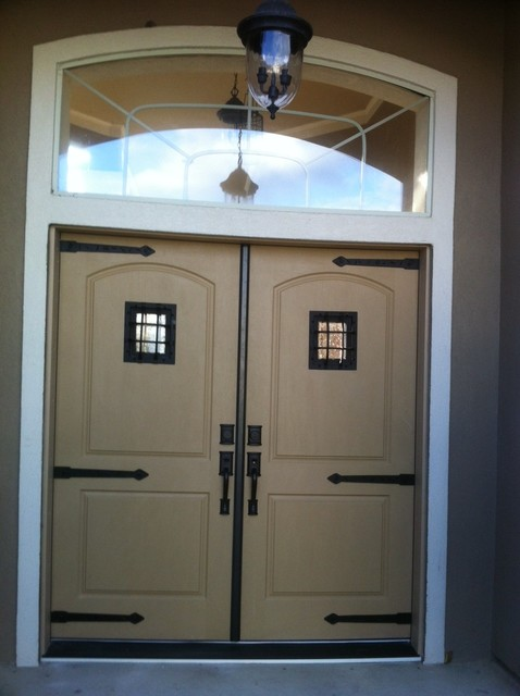 ... Doors - Traditional - Entry - jacksonville - by Heckard's Door