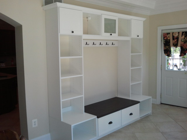 Entryway Mudroom Traditional Entry Baltimore By