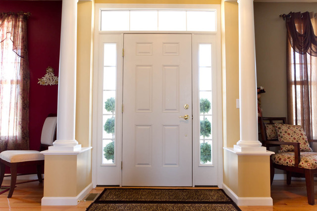 Entryway traditional-entry
