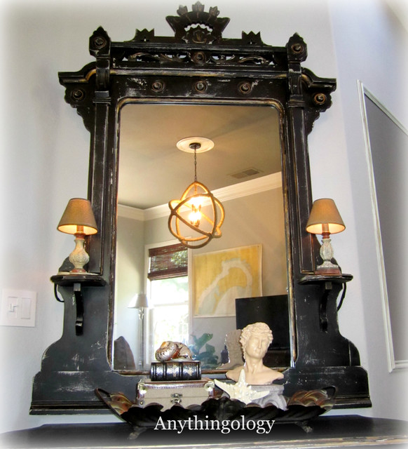 entryway table and mirror entry san diego