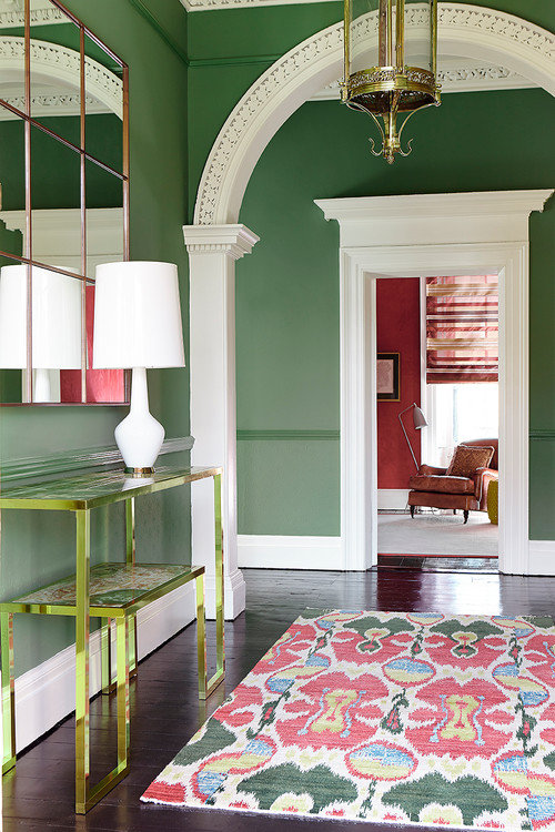 photo by eoin lyons interiors look for transitional entryway