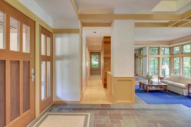Excelsior House Entry By Sarah Susanka Faia