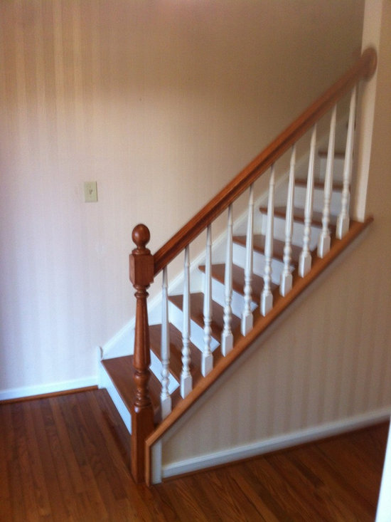 Cost To Replace Stair Treads