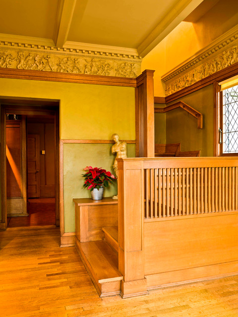 Traditional Entry Experience The Holidays At Frank Lloyd Wright S Home And Studio