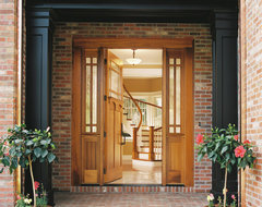 Exterior traditional-entry