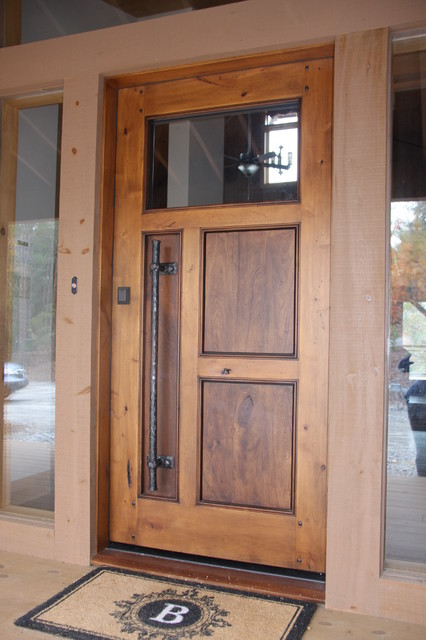 Exterior Doors - Traditional - Entry - Charlotte - by AppWood Custom ...