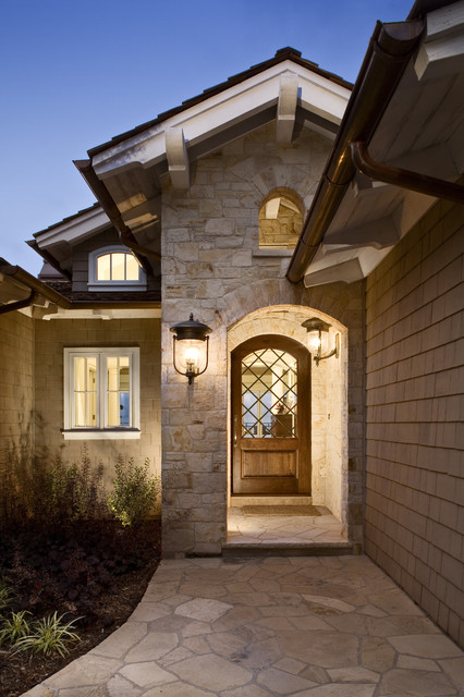 Exterior Entryway - contemporary - entry - other metro - by ...
