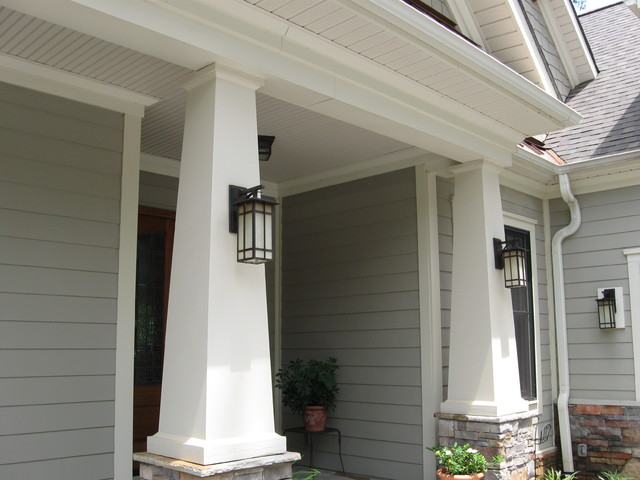 Exterior Features contemporary entry