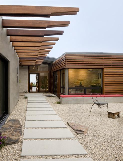 25 Midcentury Exterior Design Ideas: Exterior