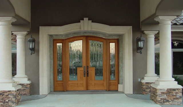 exterior molding trim enhance doors and windows traditional entry