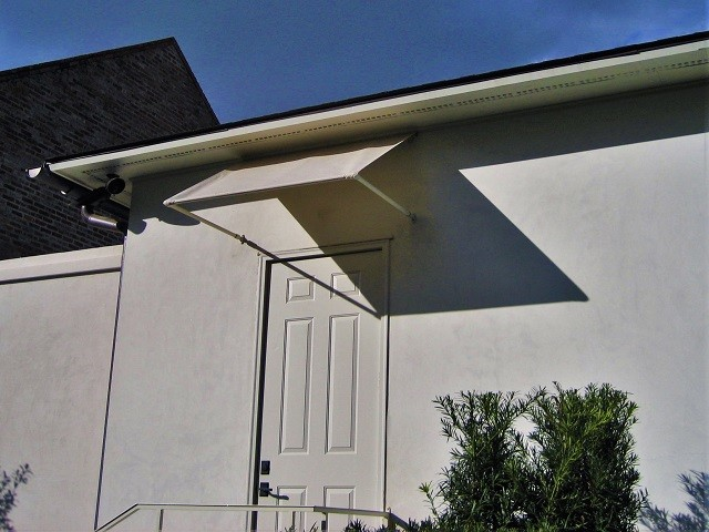 Fabric Awnings - Traditional - Entry - New Orleans - by LA ...