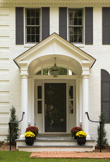 Facelift - Traditional - Entry - dc metro - by Anthony Wilder Design/Build, Inc.