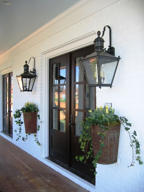 Farmhouse Chic Eclectic Entry