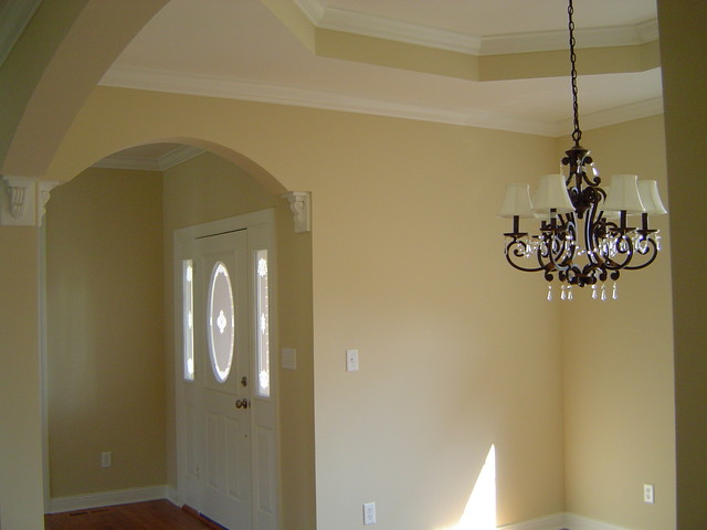 Features traditional-entry
