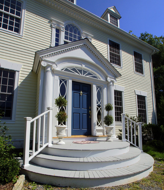 Federal Colonial - Traditional - Entry - Boston - by Cummings ...