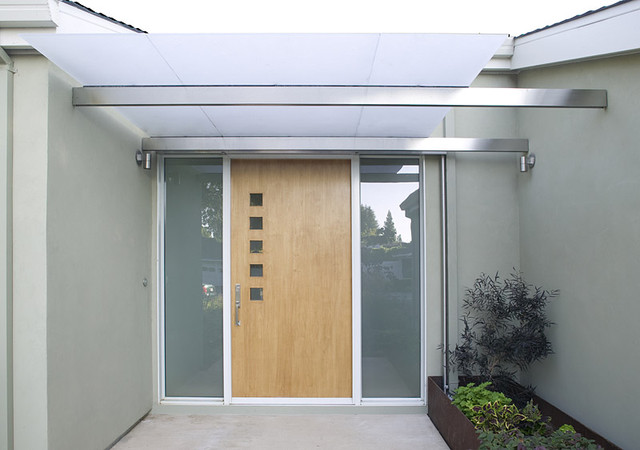 Feldman Architecture contemporary entry