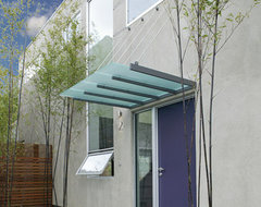 Feldman Architecture modern entry