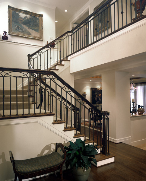 Ferry Residence traditional-entry