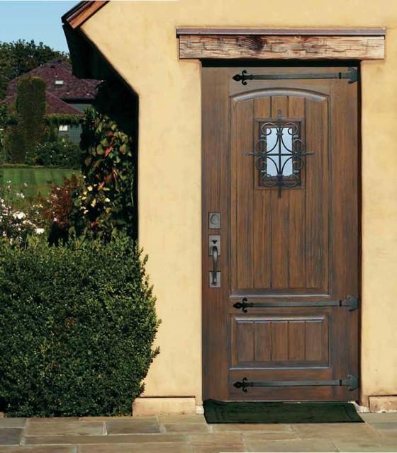Fiberglass Steel Doors