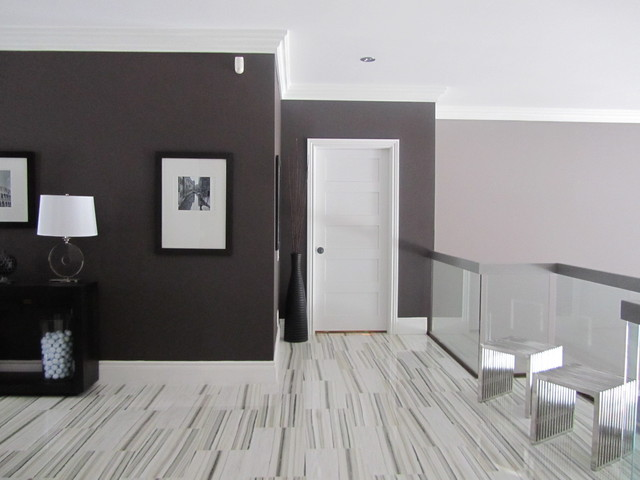 First Impression contemporary-entry