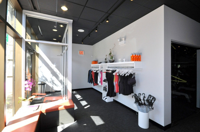 Fitness Studio Modern Entry Chicago By Jessica