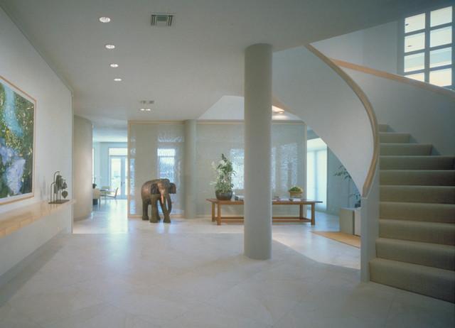 Florida Residence contemporary-entry