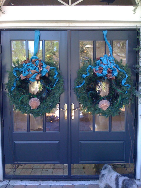 Florida Style Christmas tropical-entry