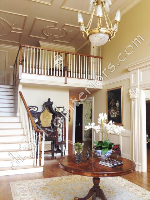 Formal Foyer Decorating Ideas : Formal foyer