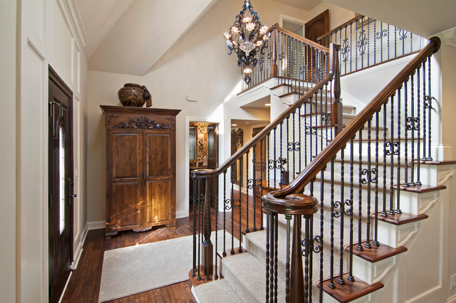 Formal Foyer Traditional Entry Other Metro By