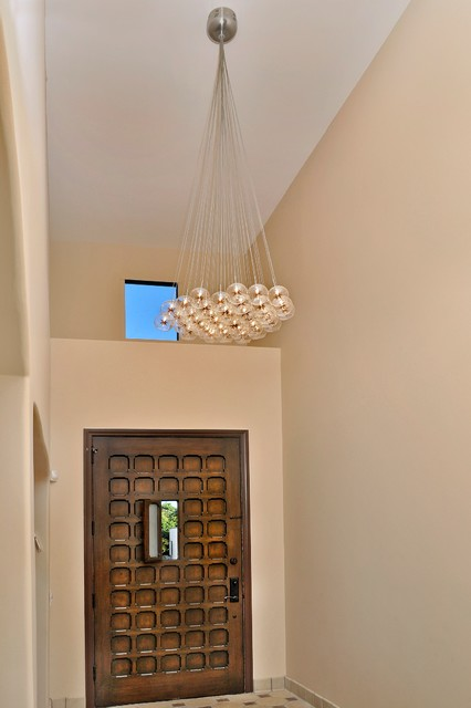 Fox Residence contemporary-entry