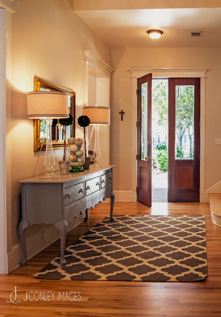 Jamie Foyers Traditional : Foyer entry traditional other metro by j