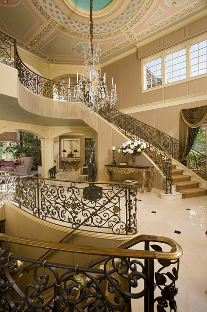 Traditional Foyer Uk : Foyer traditional entry minneapolis by john