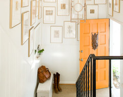 Foyer eclectic-entry