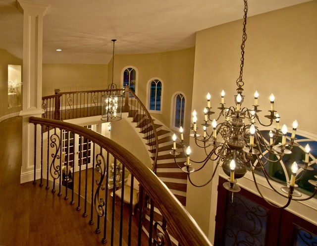 Foyer Lighting  Traditional  Entry  Other  by Gross Electric -> Foyer Electric