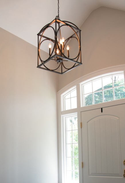 Entry Foyer Lighting Houzz : Foyer lighting transitional entry other by gross