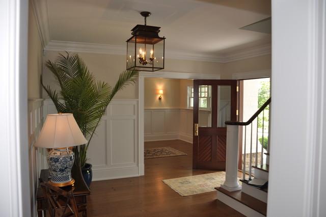 Traditional Foyer Questions : Foyer