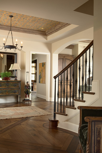 Traditional Foyer Questions : Foyer
