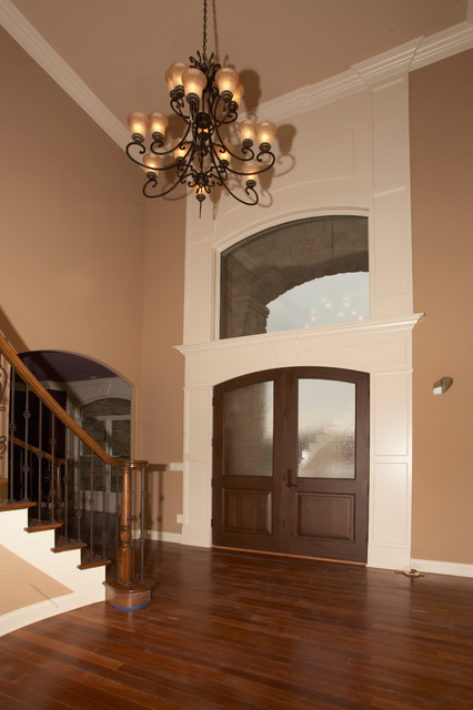 Foyers/Entry Ways traditional-entry